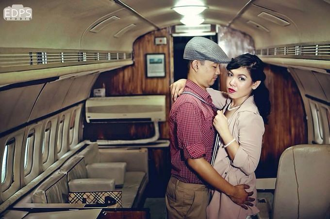 LLOYD and Fatima Engagement shoot by Nadine Rayo Hair and Makeup Artistry - 008