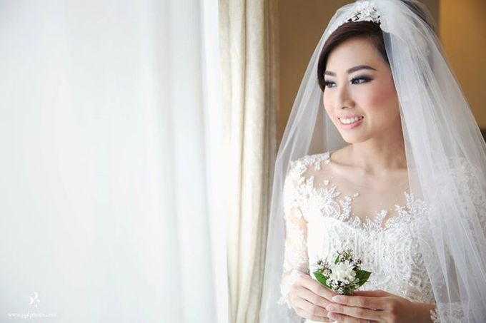 Vincent & Erika Wedding Day - Photo by Surya by PPF Photography & Videography - 007