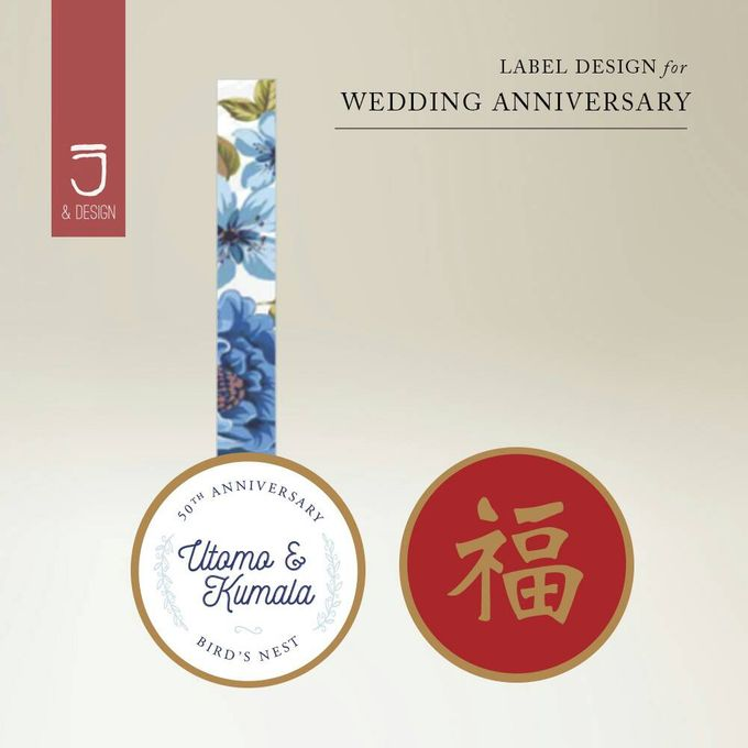 Golden Wedding Anniversary of Utomo & Kumala by JARS&Design - 001