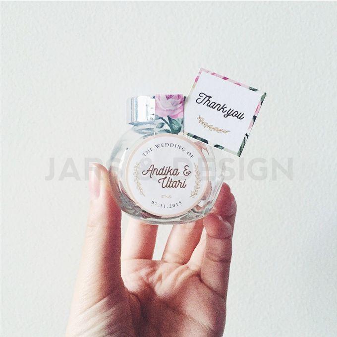 The Wedding of Andika & Utari by JARS&Design - 001