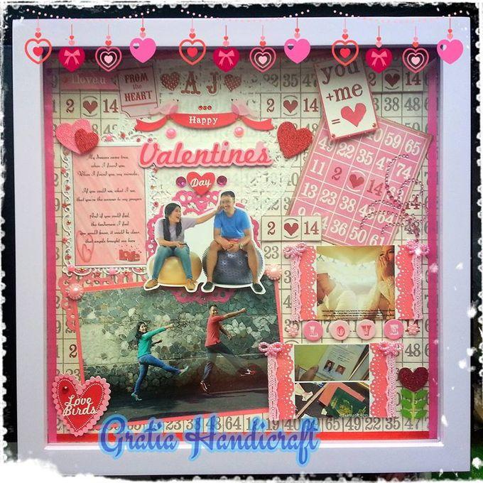 Scrapbook in Frame by Gratia Handicraft - 004