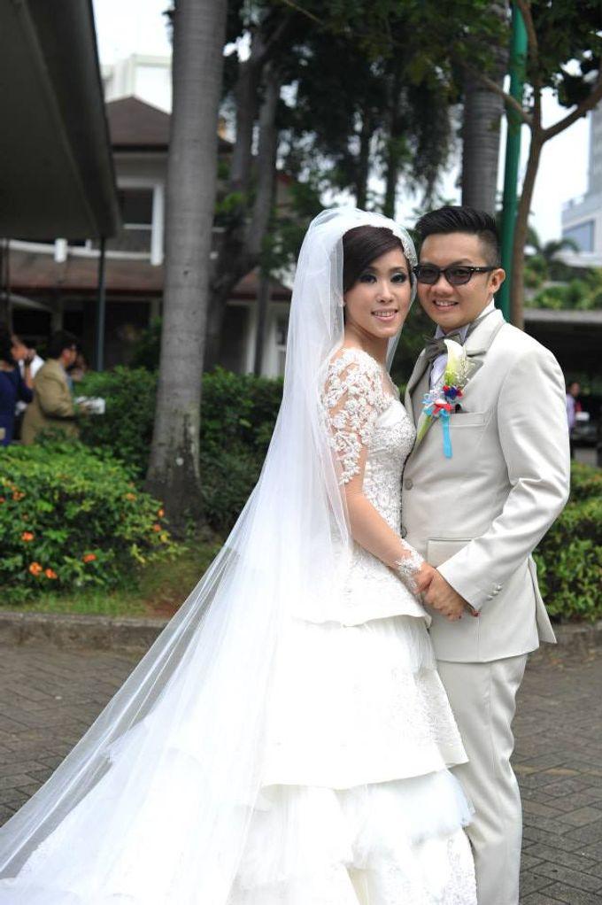 Wedding Arrangements by Fluxerchef Jakarta - 003