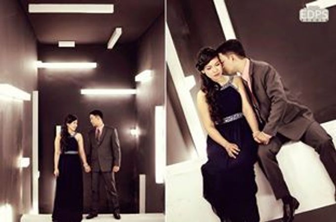 LLOYD and Fatima Engagement shoot by Nadine Rayo Hair and Makeup Artistry - 009