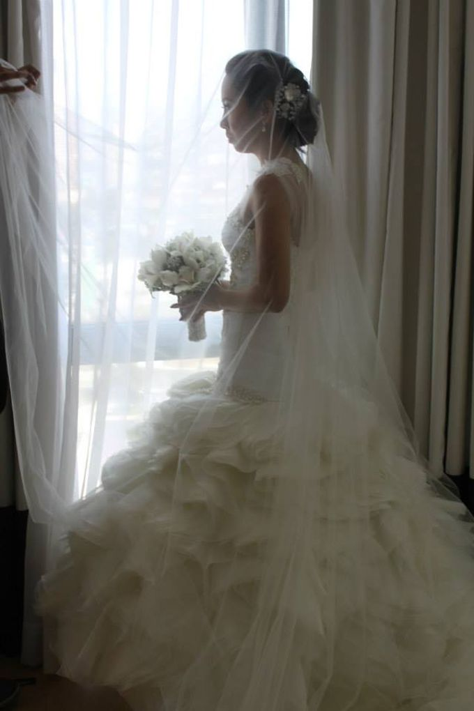 Weddings by Russ Cuevas Couture - 003