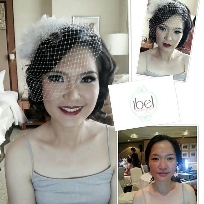 Bride Make Up by IBELmakeuppro - 001