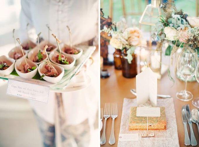 Indah & Robin Cultural Bali Wedding by Flying Bride - 020
