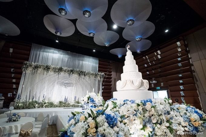 Weddings at Millennium Hilton by Millennium Hilton Bangkok - 008