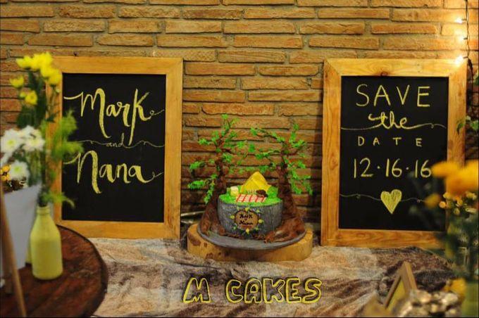 Cakes by M Cakes Studio - 002