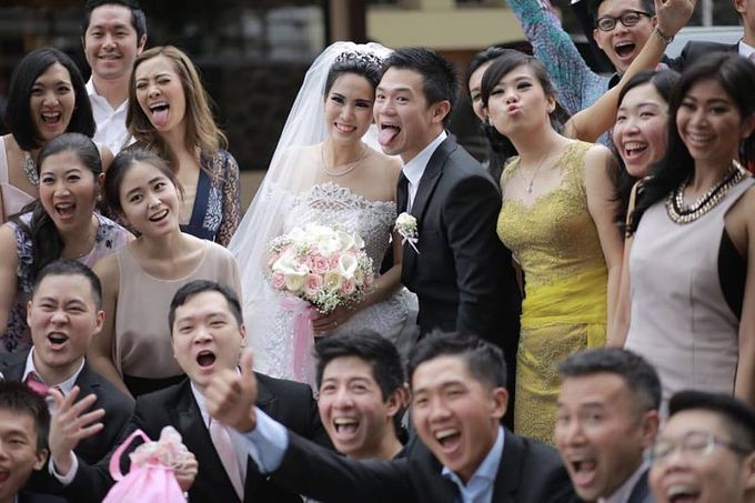 Wedding Arrangements by Fluxerchef Jakarta - 012