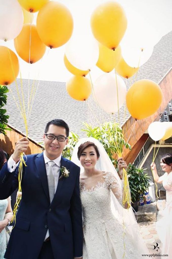 Vincent & Erika Wedding Day - Photo by Surya by PPF Photography & Videography - 031