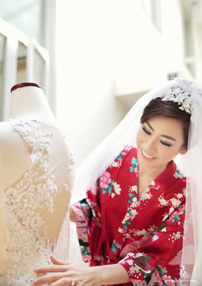 Vincent & Erika Wedding Day - Photo by Surya by PPF Photography & Videography - 006