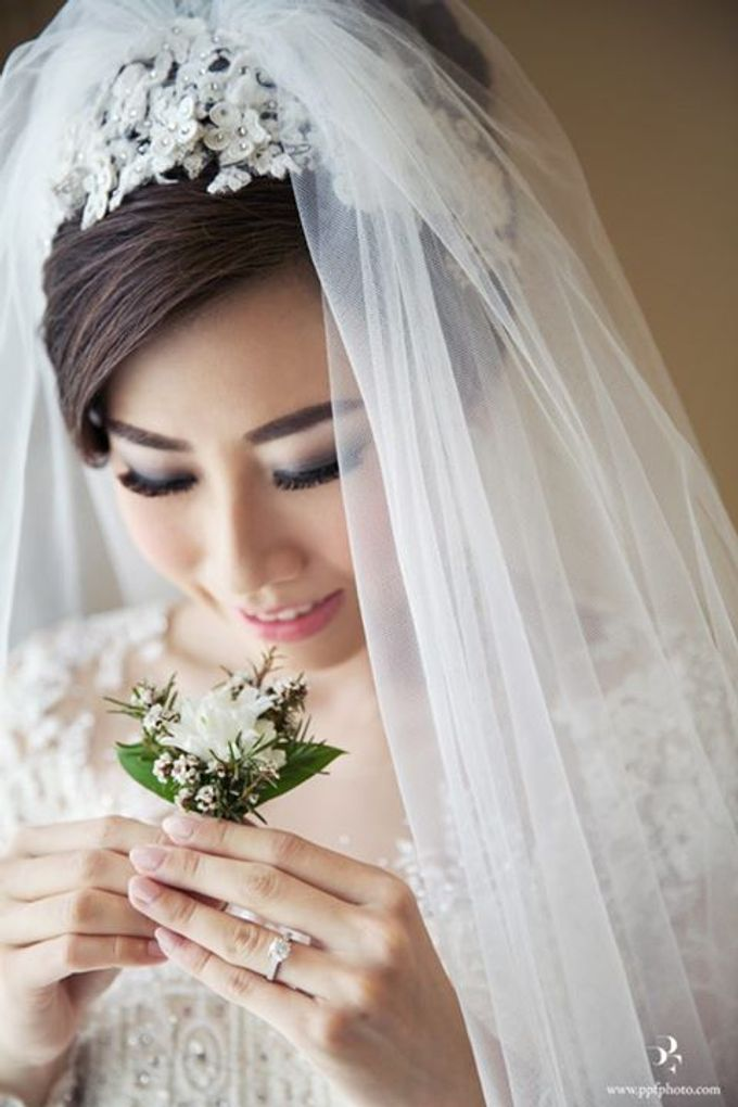 Vincent & Erika Wedding Day - Photo by Surya by PPF Photography & Videography - 008