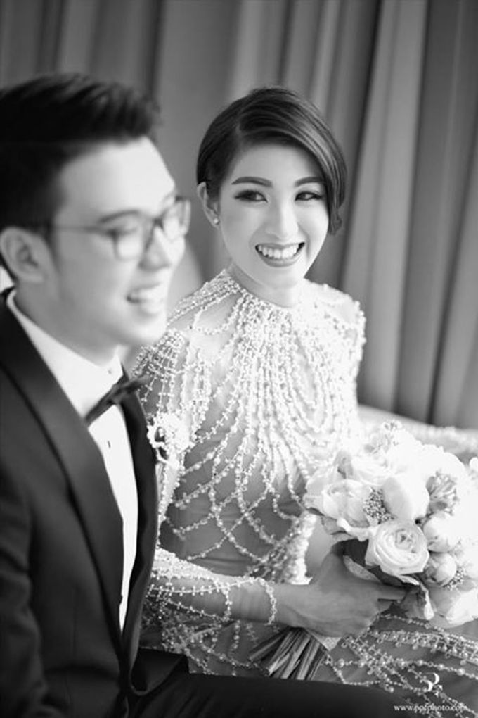 Yongke & Anjela Wedding Day - Photo by Dave by PPF Photography & Videography - 029