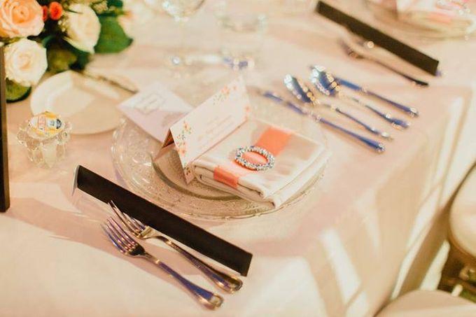 Elegant Flowery Wedding by Jonquilla Decor - 009