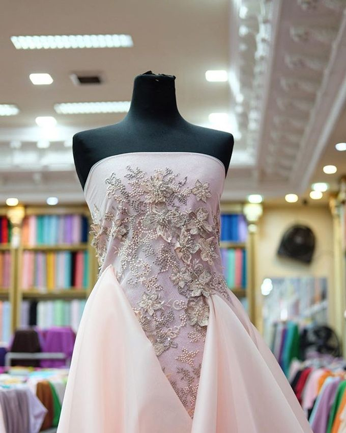 Exclusive Lace and Tulle by La Femme Couture - 004