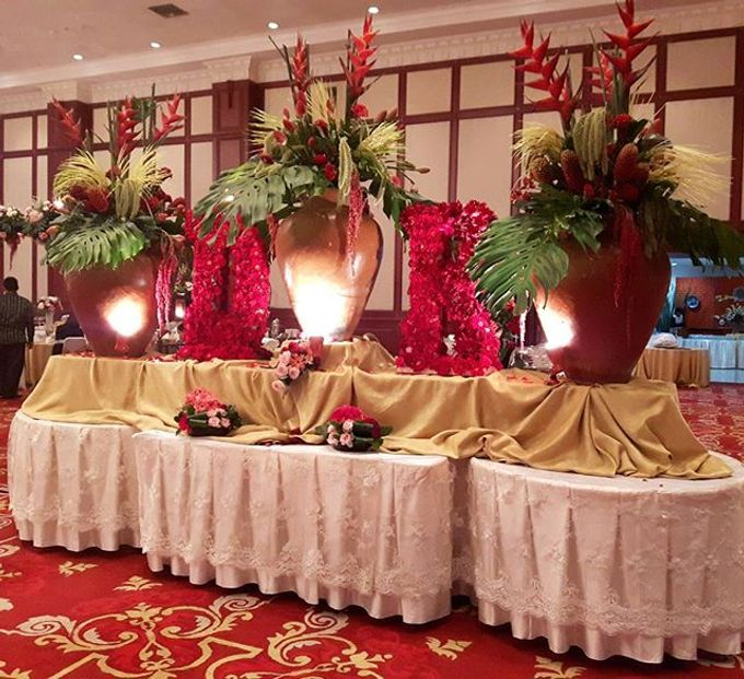 Dini rizky by Chandira Wedding Organizer - 004
