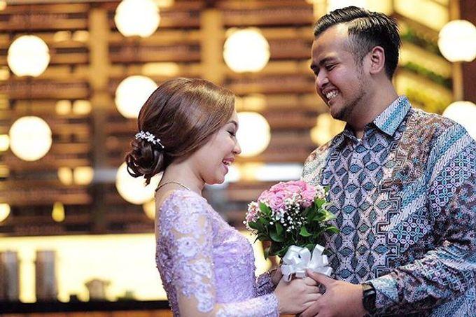 Monik Indra Engagement by Chandira Wedding Organizer - 001