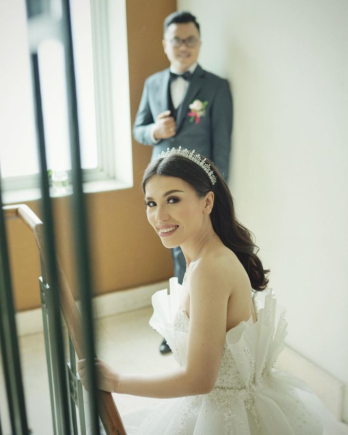 The Wedding of Loli & Mangasi by SARA ROSE Makeup Artist - 007