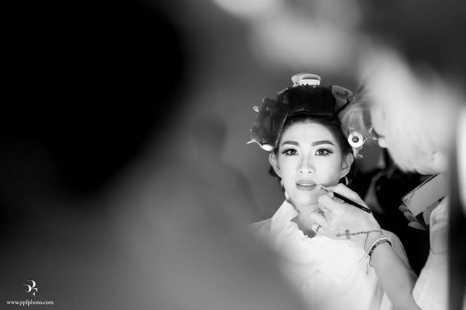 Yongke & Anjela Wedding Day - Photo by Dave by PPF Photography & Videography - 002