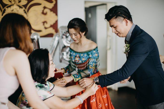 The Wedding of Chuan Yi & Elva by Varawedding - 032