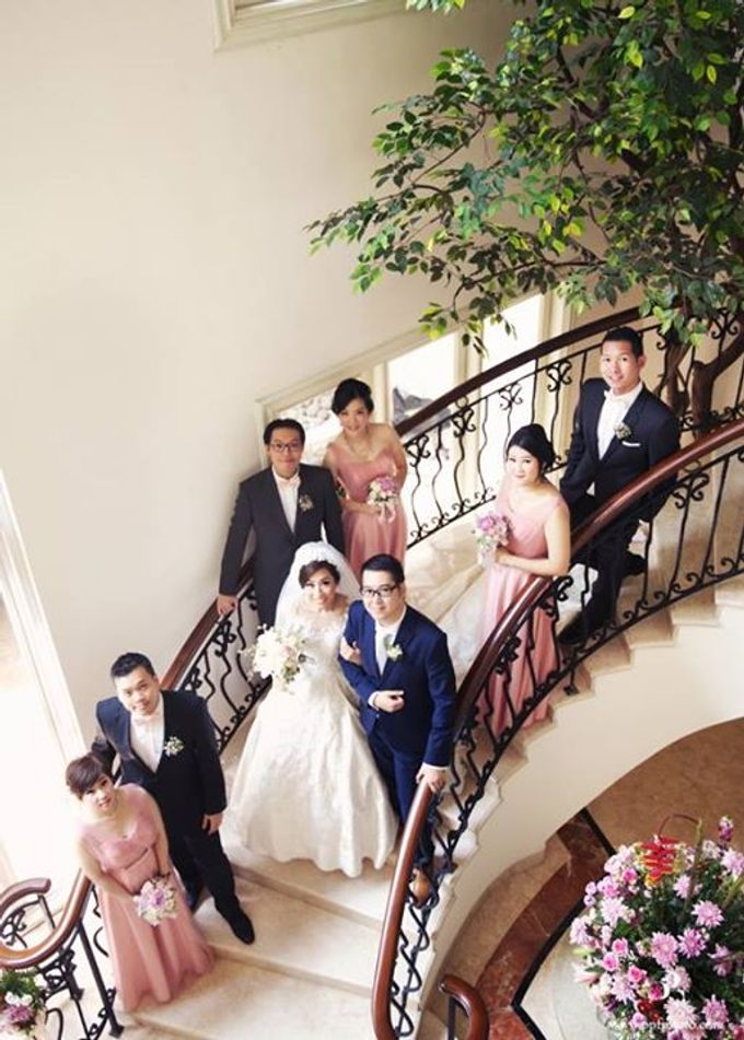 Vincent & Erika Wedding Day - Photo by Surya by PPF Photography & Videography - 020