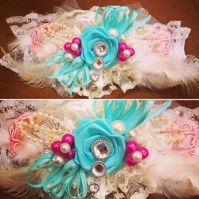 Handcrafted Bouquets and Wedding Accessories  by Duane's Fleur Creatif - 018