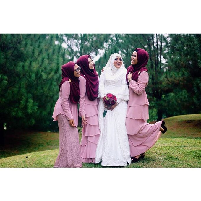 Mohd Zaid + Roziana by Azee Photographyical - 004