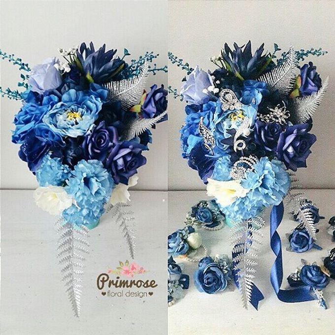Wedding Bouquet - Handbouquet by Primrose Floral Design - 048