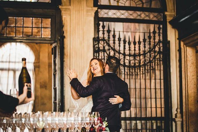Luxury wedding in Venice by CB Photographer Venice - 032