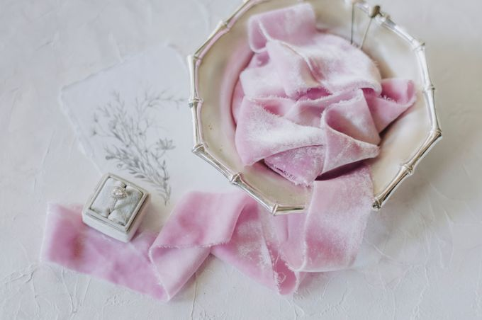 Silk Velvet Ribbons by Her Beautiful Mess - 002