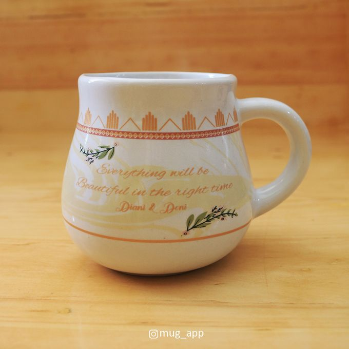 THE WEDDING OF DIANI & DONI by Mug-App Wedding Souvenir - 003