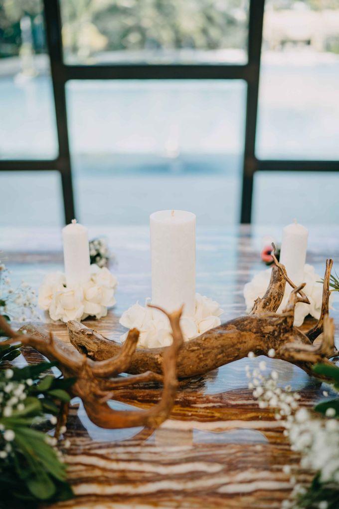 Wedding The Mulia Resort Donald & Tabita by StayBright - 011