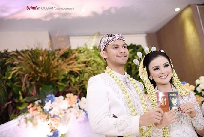Wedding of Tania and Gilang by Seserahan by Rose Arbor - 001