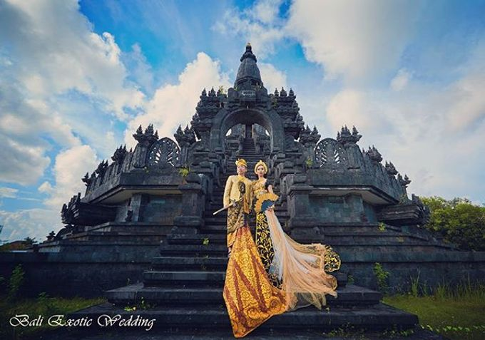 Pra wedding photos by Bali Exotic Wedding by Bali Exotic Wedding Organizer - 001