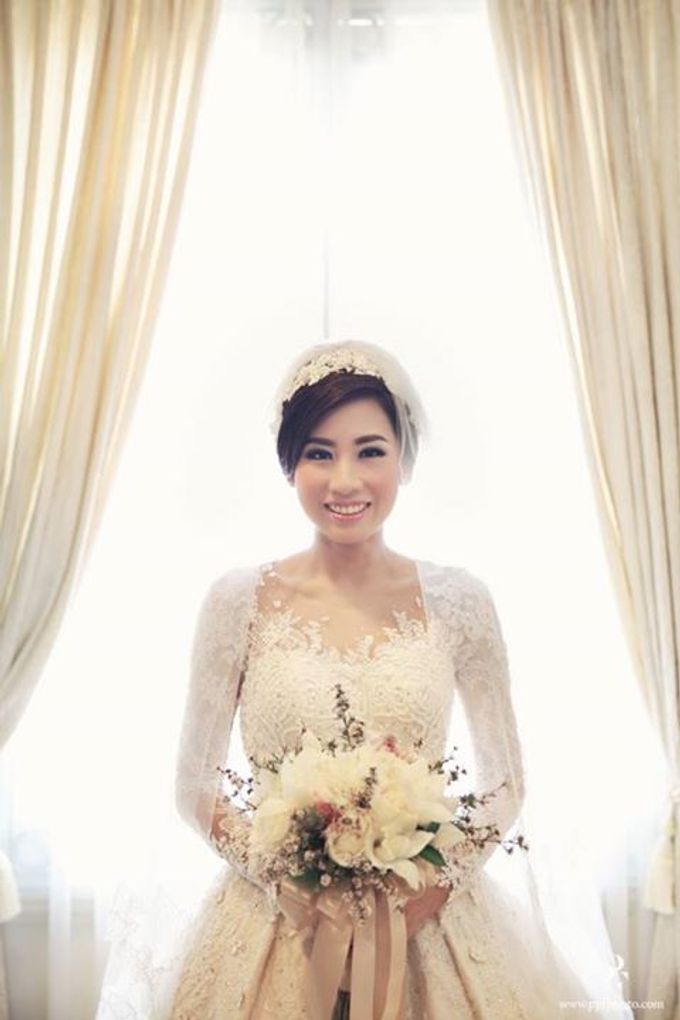 Vincent & Erika Wedding Day - Photo by Surya by PPF Photography & Videography - 018