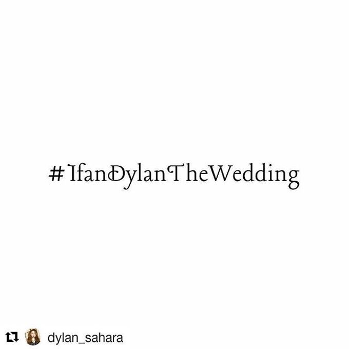 Wedding of Ifan Seventeen & Dylan Sahara by Sparkling Organizer - 003