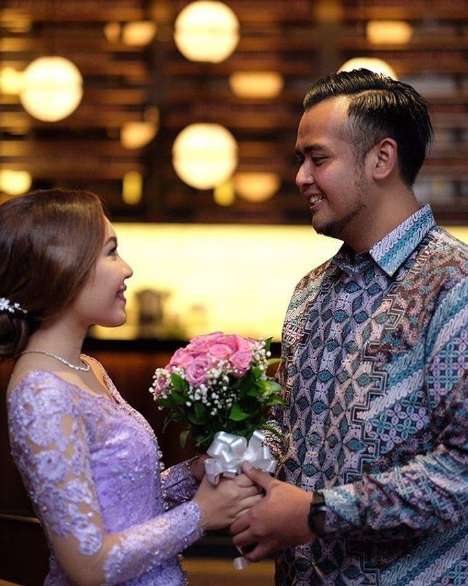 Monik Indra Engagement by Chandira Wedding Organizer - 005