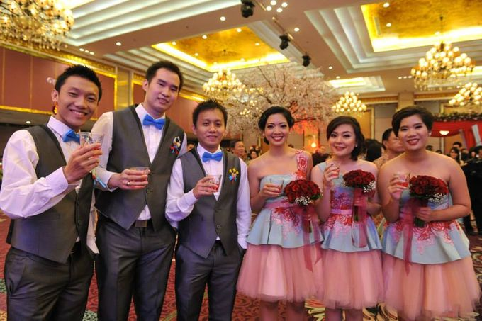 Wedding Arrangements by Fluxerchef Jakarta - 004