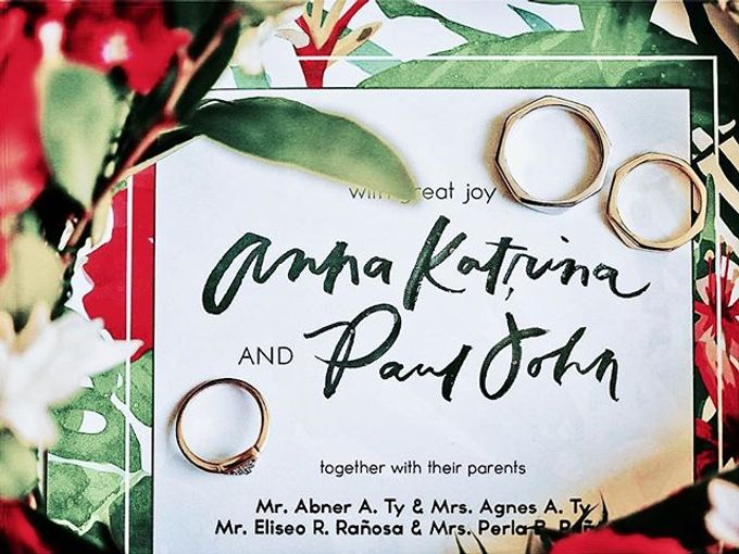 Collection of Bespoke Wedding Invitations by videoboy - 001