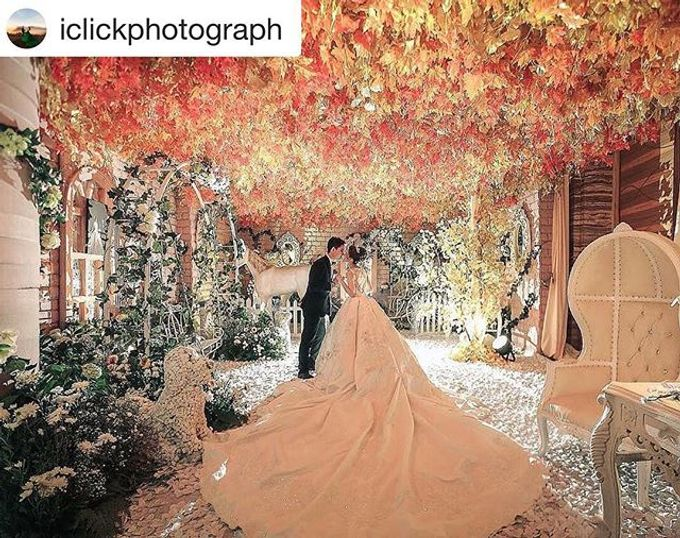 The wedding of Mr. Deo and Ms. Fifi by Tracy Bridal House - 004
