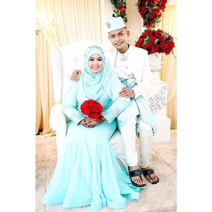 Sally + Haikal by Azee Photographyical - 004