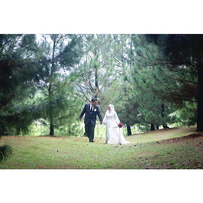 Mohd Zaid + Roziana by Azee Photographyical - 003