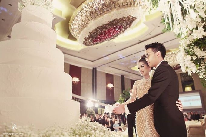 Yongke & Anjela Wedding Day - Photo by Dave by PPF Photography & Videography - 042