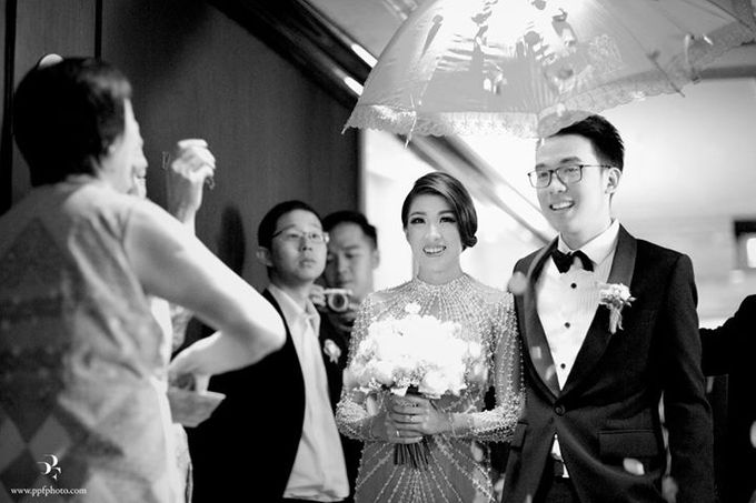 Yongke & Anjela Wedding Day - Photo by Dave by PPF Photography & Videography - 035