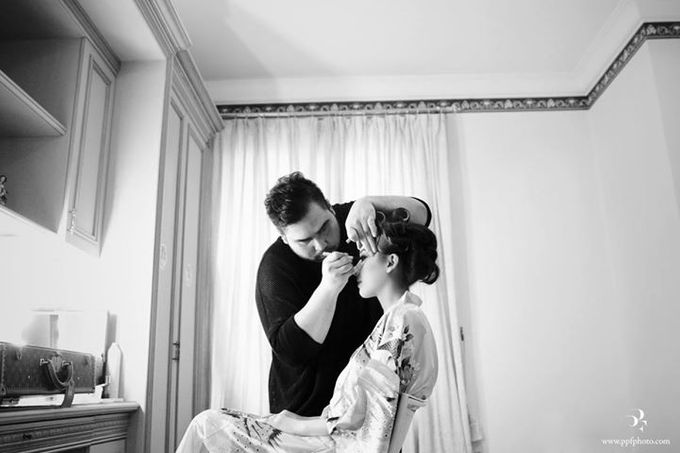 Vincent & Erika Wedding Day - Photo by Surya by PPF Photography & Videography - 002