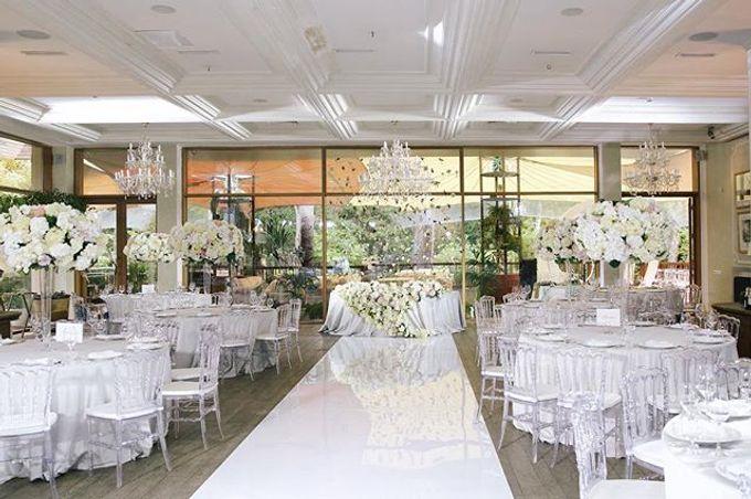 Snow-white wedding by Elena Pavlova - 003