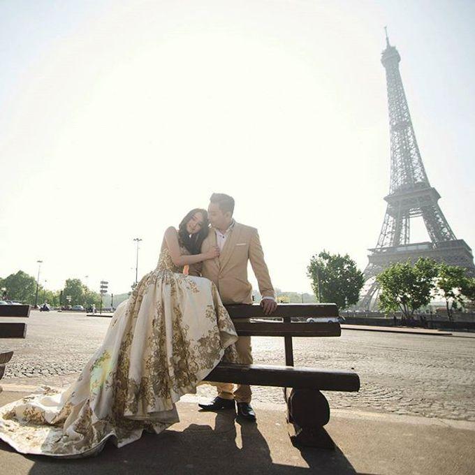 BONIFASIUS & MEIRILYN WEDDING DAY by Tinara Brides - 005
