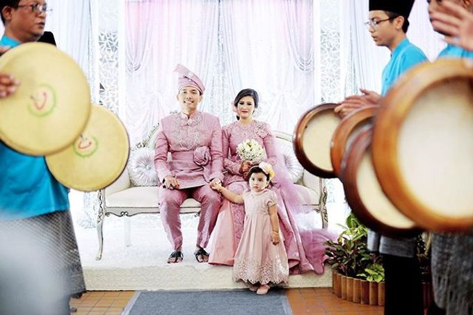 Akmal + Fathia by Azee Photographyical - 014