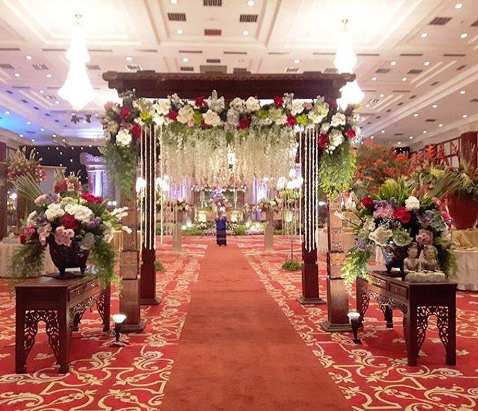Dini rizky by Chandira Wedding Organizer - 006