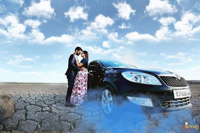 Pre-wedding Shoot by Parinay Pixels - 018